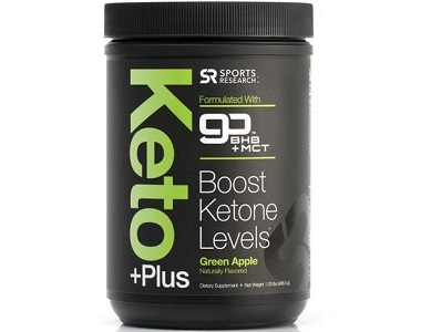 Sports Research Keto+ Plus Review