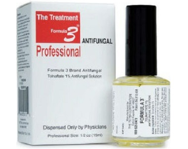 The Tetra Corporation Formula 3 Antifungal Review - For Fighting Nail Fungus