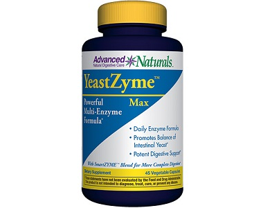 Advanced Naturals YeastZyme Max for Yeast Infection