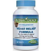 Botanic Choice Yeast Relief
