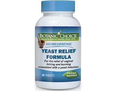 Botanic Choice Yeast Relief for Yeast Infection