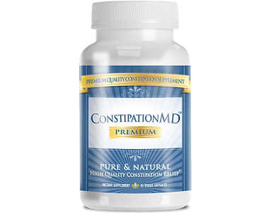 Premium Certified ConstipationMD Review - For Relief From Constipation