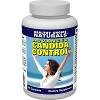 Healthy Choice Naturals Advanced Candida Control