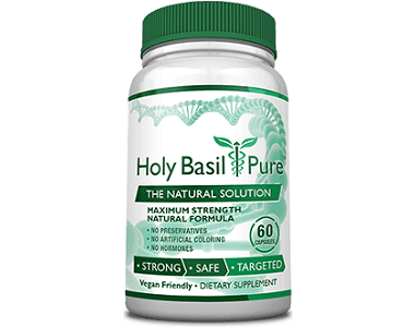 Holy Basil Pure for Health & Well-Being