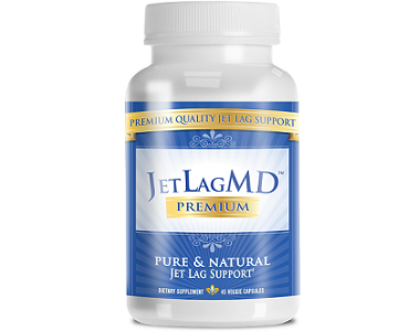 Premium Certified JetLagMD Review - For Relief From Jetlag