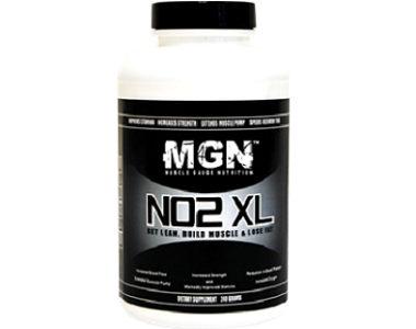 Muscle Gauge Nutrition (MGN) NO2XL for Heart and Muscle