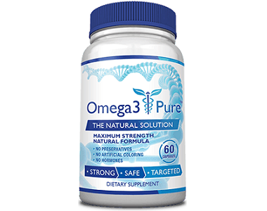Consumer Health Omega 3 Pure Review - For Health & Well-Being