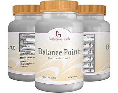 Progressive Health Balance Point For Women for Mneopause