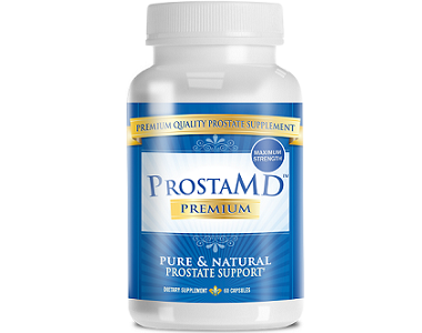 ProstaMD Premium for Prostate Support Supplement Review
