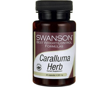Swanson Caralluma Herb Review - For Weight Loss
