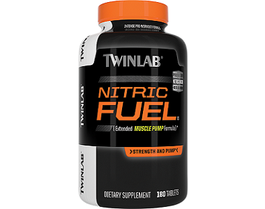 TwinLab Nitric Fuel for Heart and Muscle