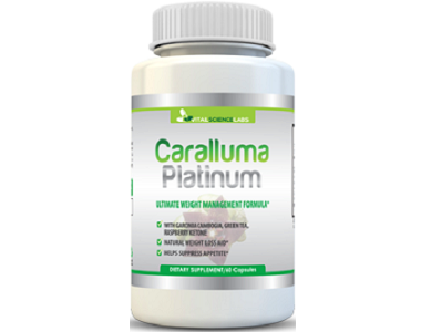Vital Science Labs Caralluma Platinum Review - For Weight Loss