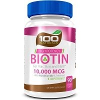 100 Naturals Biotin