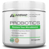Amrap Nutrition Probiotics
