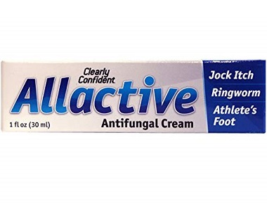 Allactive Antifungal Cream for Ringworm Review