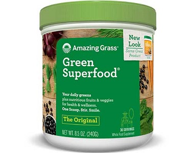 Amazing Grass Green Superfood for Weight Loss