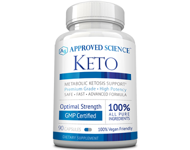 Approved Science Keto Supplement for Weight Loss