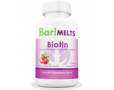 Barimelts Biotin Supplement for Hair Growth