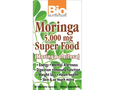Bio Nutrition Moringa Super Food for Health & Well-Being