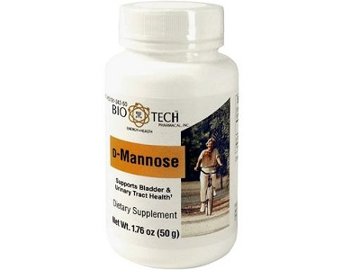 BioTech D-Mannose for Urinary Tract Infection