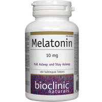 Bioclinic Naturals Melatonin