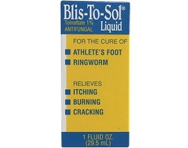 Blis-To-Sol Anti-Fungal Liquid for Ringworm