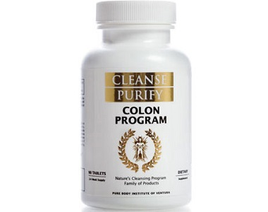 Cleanse Purify Colon Program Review - For Improved Digestion and Liver Function