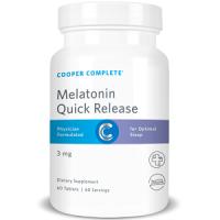 Cooper Complete Melatonin Quick Release