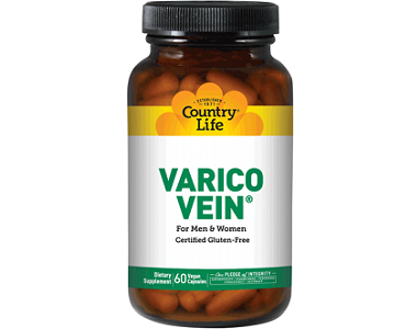 Country Life VaricoVein for Varicose Veins