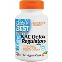 Doctor's Best NAC Detox Regulators