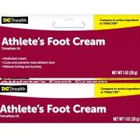 DG Health Athlete's Foot Cream