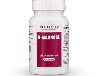 Dr Mercola D-Mannose for Urinary Tract Infection