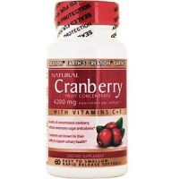 Earth's Creation Cranberry