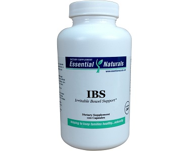 Dr. Gazsi's Essential Naturals IBS Review - For Increased Digestive Support And IBS