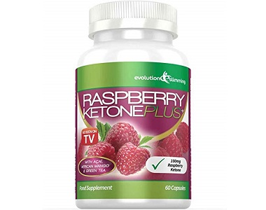 Evolution Slimming Raspberry Ketone Plus for Weight Loss Review