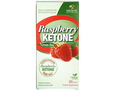 Genceutic Naturals PURE RAS Raspberry Ketone Weight Loss Formula Review