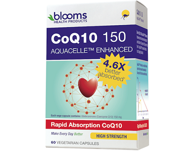 Henry Blooms CoQ10 Review - For Cardiovascular Health and Wellness