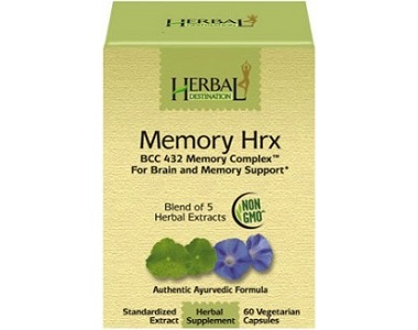 Herbal Destination Memory Hrx Review - For Improved Brain Function And Cognitive Support