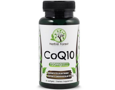 The Herbal Forest CoQ10 Review - For Improved Cardiovascular Health