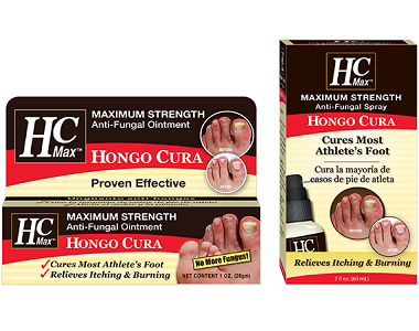 Hongo Cura Anti-Fungal Ointment for Athlete's Foot