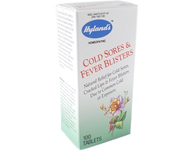 Hyland's Cold Sores & Fever Blisters Review - For Relief From Canker Sores