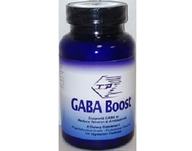 Integrative Psychiatry GABA Boost for Anxiety Relief