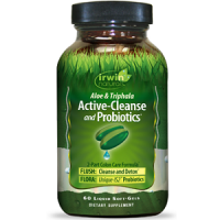 Irwin Naturals Active-Cleanse and Probiotics
