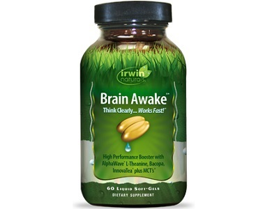 Irwin Naturals Brain Awake Review - For Improved Brain Function And Cognitive Support
