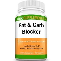 KRK Supplements Fat and Carb Blocker