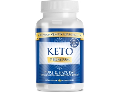 Keto Premium Supplement for Weight Loss