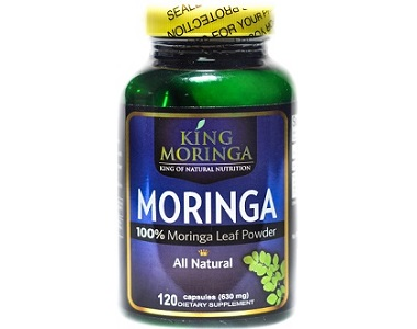 King Moringa Moringa Capsules Review - For Health & Well-Being