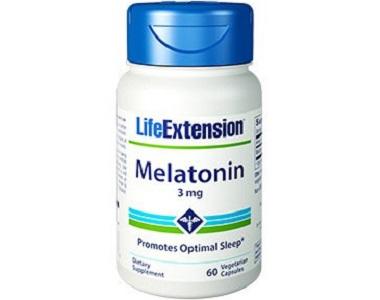 LifeExtension Melatonin for Insomnia
