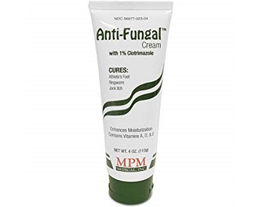 MPM Medical Anti-Fungal Cream For Ringworm Review