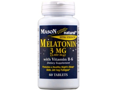 Mason Natural Melatonin Review - For Relief From Jetlag